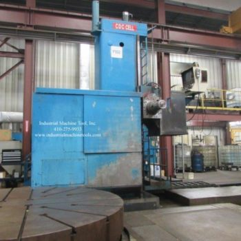 Giddings & Lewis CNC Floor Type HBM
