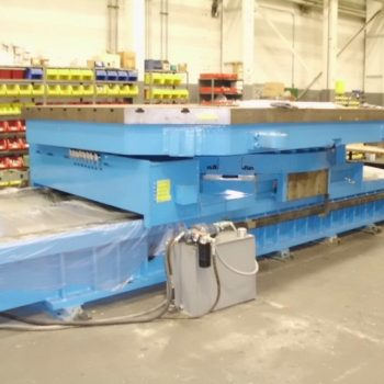 Ingersoll CNC Hydrostatic Rotary Table & Slide