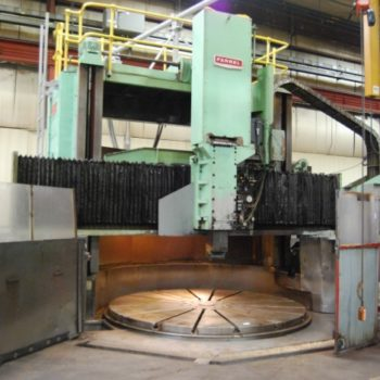 """Farrel CNC 120"""" / 132"""" 100 Ton Capacity VBM"""