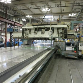 SNK 3 Spindle 5 Axis Gantry Profiler