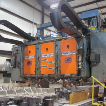 Cincinnati 3 Spindle 5 Axis Gantry Profiler